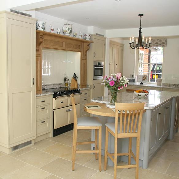 Oak Bespoke Kitchen Suffolk