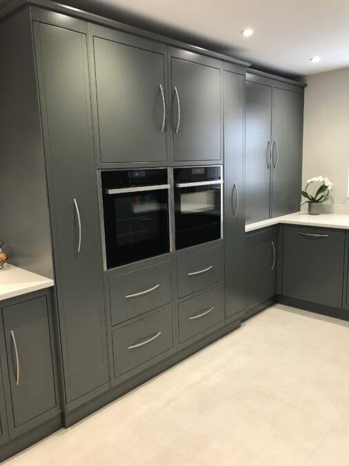 Simple & Sleek Contemporary Kitchen 2021 offering a modern, sleek and bespoke design, manufacture & fitting. Bespoke Kitchens Suffolk
